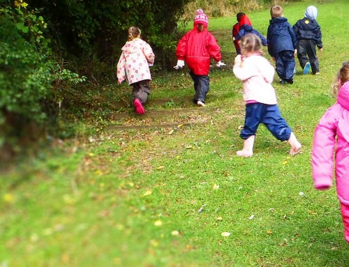 Forest School Kit Reminders