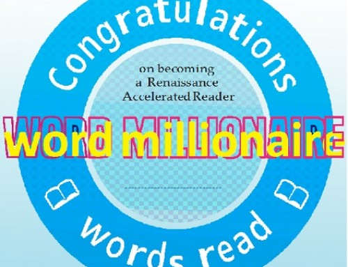 Accelerated Reader Latest Millionaires