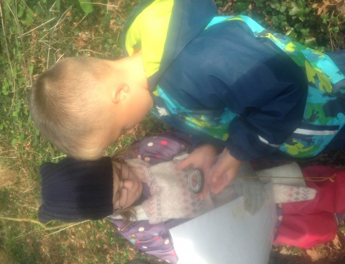 Year One and Two at Forest School