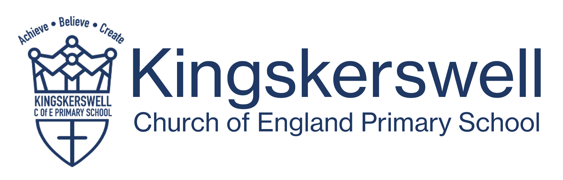 Kingskerswell C of E Primary School Logo
